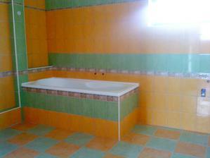 koupelna hotova