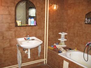 původní koupelna