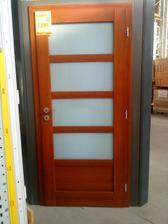 tyhle dveře bych chtěla