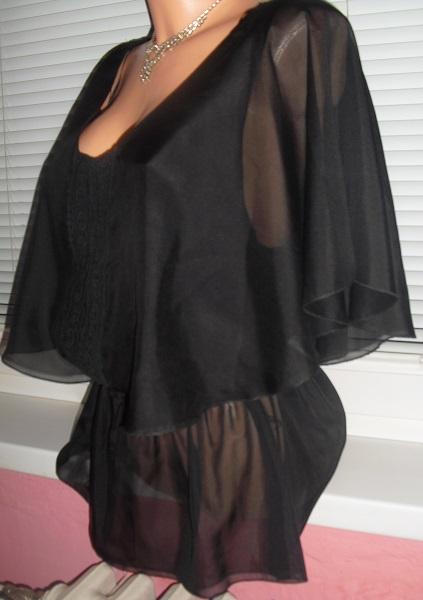 luxusna elegantna tunika - Obrázok č. 2