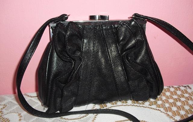 Elegantna kabelka vintage new yorker - Obrázok č. 1