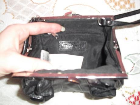 Elegantna kabelka vintage new yorker - Obrázok č. 3