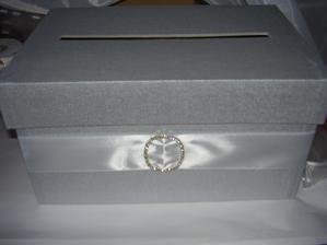 Naše krásná krabice na přání.
