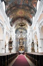Kostel sv. Ignáce v Jihlavě zamluven na 12:00.