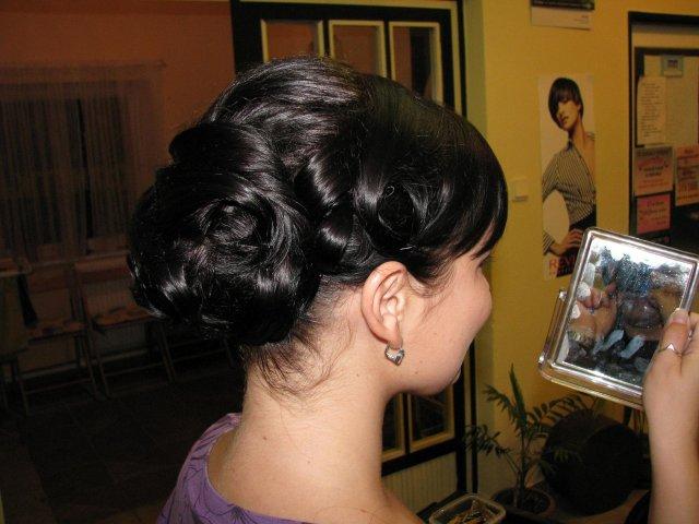 Zuzka & Peťo 18.10.2008 - Takze nakoniec bude uces takyto...:)