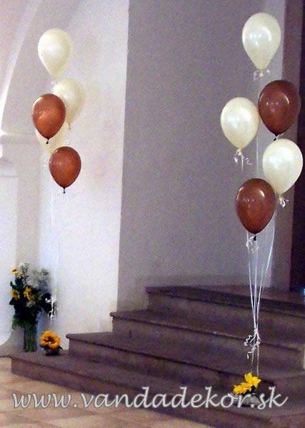 Zuzka & Peťo 18.10.2008 - budu aj balonove trsy:)