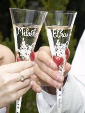 Naše krásne poháre a snubáčik