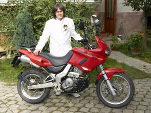 Drahého motorka