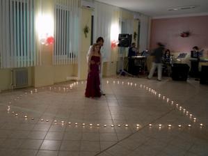 Po polnoci sme tancovali v srdiečku