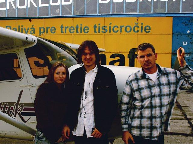Elenka Proksová{{_AND_}}Miloško Maco - My s pilotom