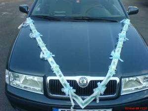 Ozdoba na autko :-)