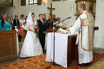 Náš pan farář P. Piotr Grzybek.