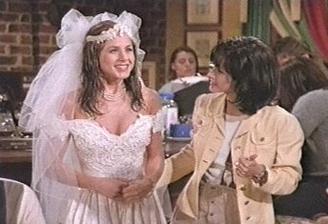 nevydarená svadba Rachel - 1. časť