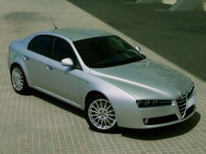 toto bude naše svadobné auto - alfa 159