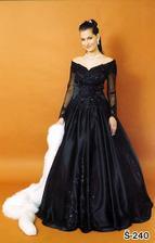 bola tu diskusia na čierne sv. šaty - no tieto musím uznať sú nádherné, ale pre mňa osobne iba ako plesové