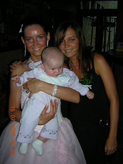Lívia{{_AND_}}Rasťo - so sestrou a našou bábikou
