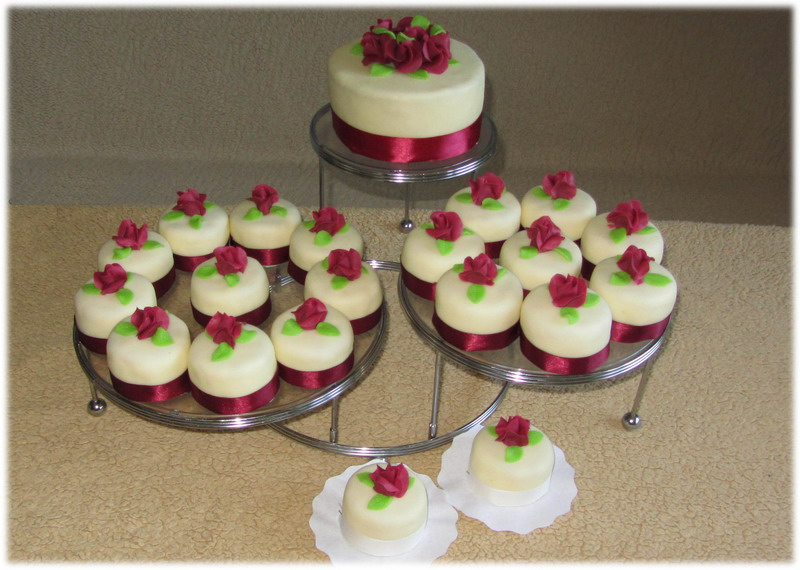 Cena mini dortíků se... - Obrázek č. 1
