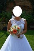 Svatební šaty 2015 zn. Madora, 40