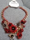 Masívny náhrdelník,