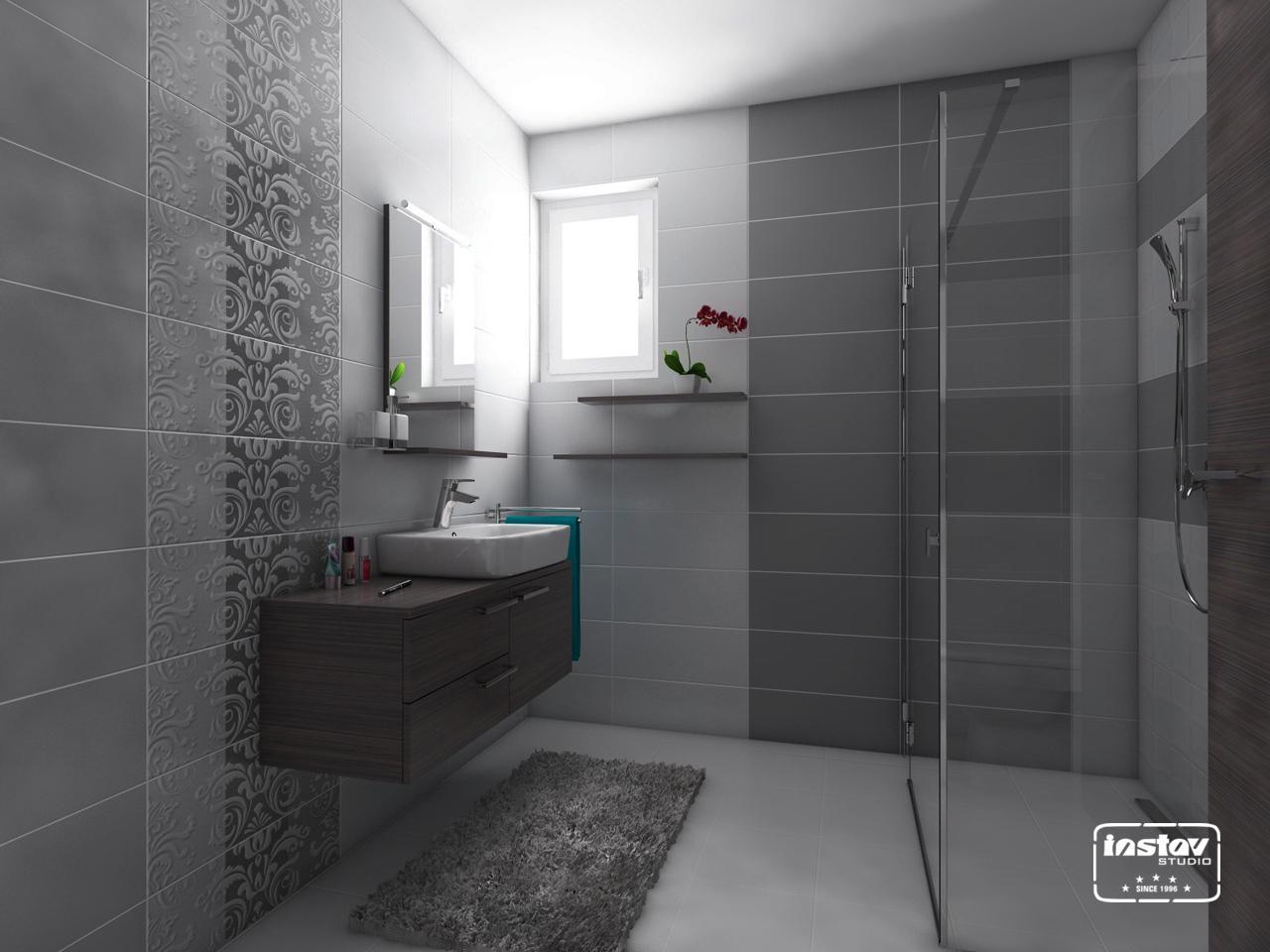 Vizualizácie kúpeľní - Vizualizácia kúpeľne - Reality