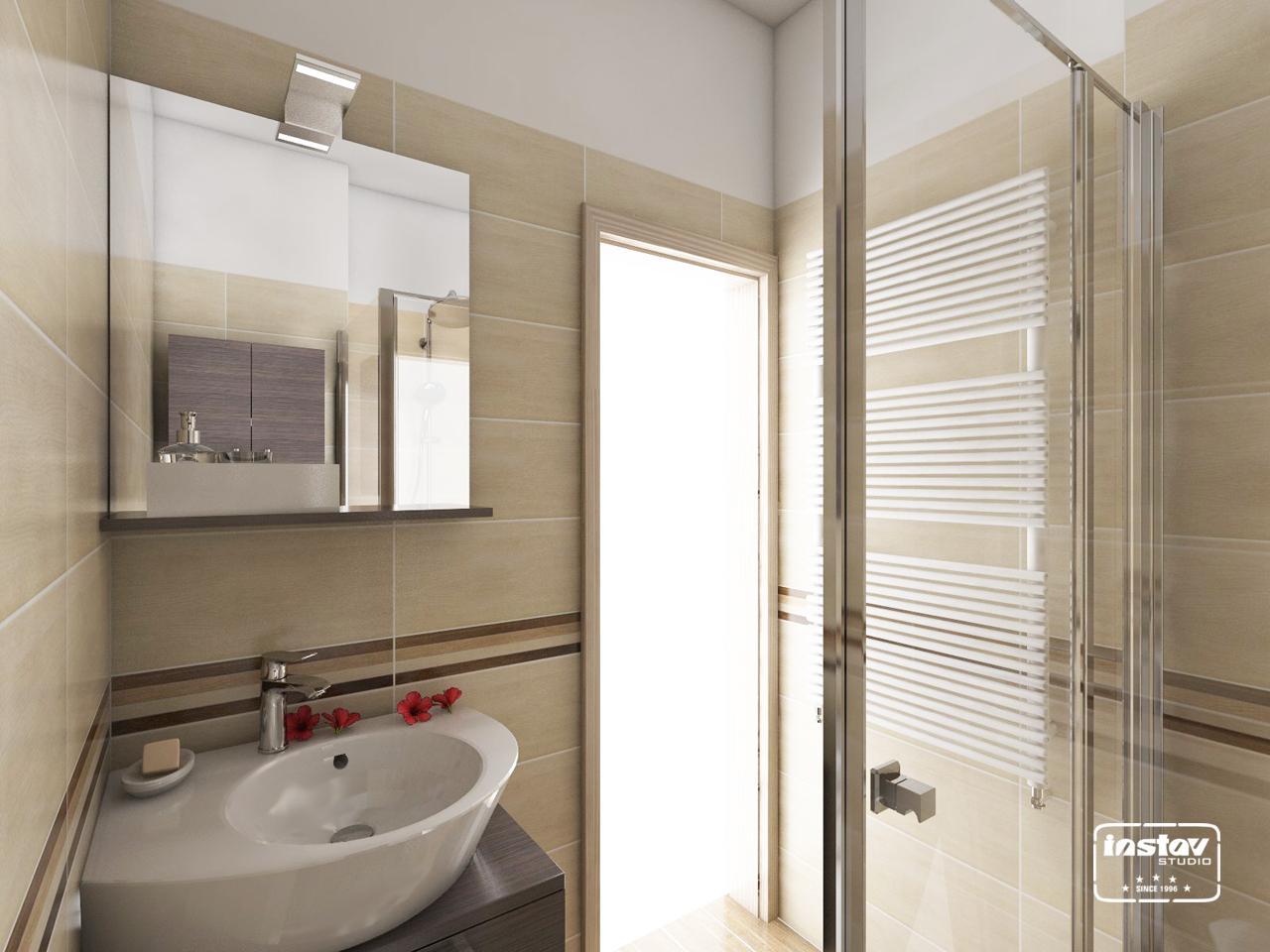Vizualizácie kúpeľní - Vizualizácia kúpeľne - Ilma
