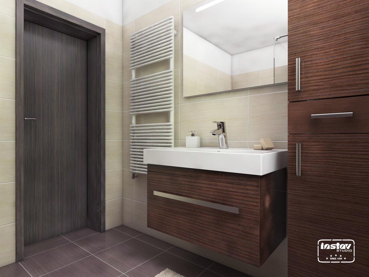 Vizualizácie kúpeľní - Vizualizácia kúpeľne - Meisha