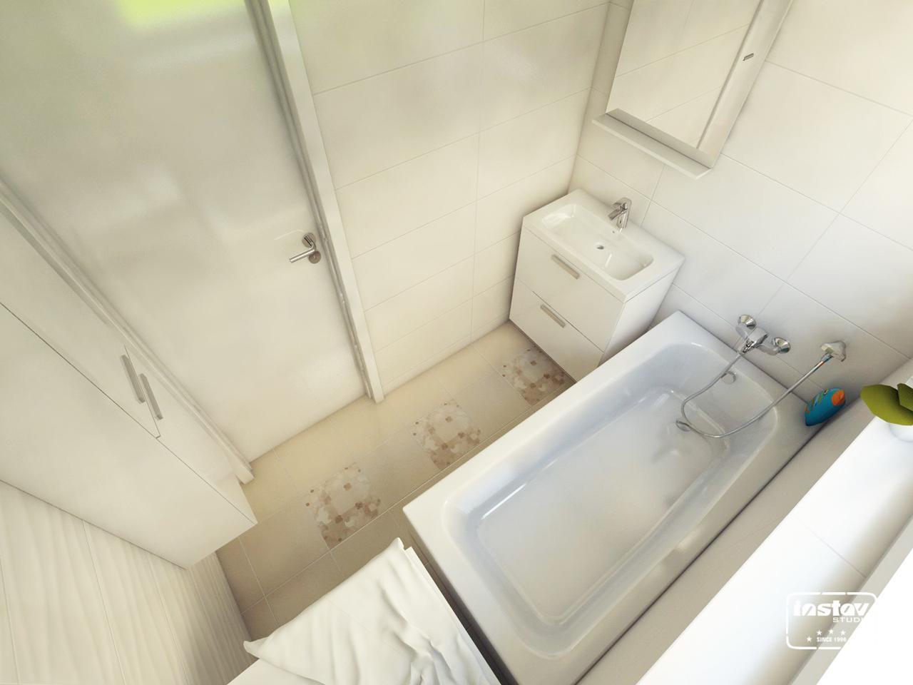 Vizualizácie kúpeľní - Vizualizácia kúpeľne - Palette
