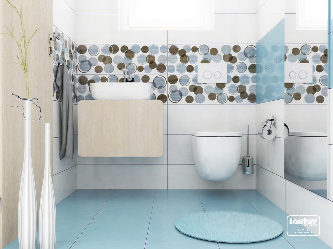 Vizualizácie kúpeľní - Vizualizácia kúpeľne - Trésor