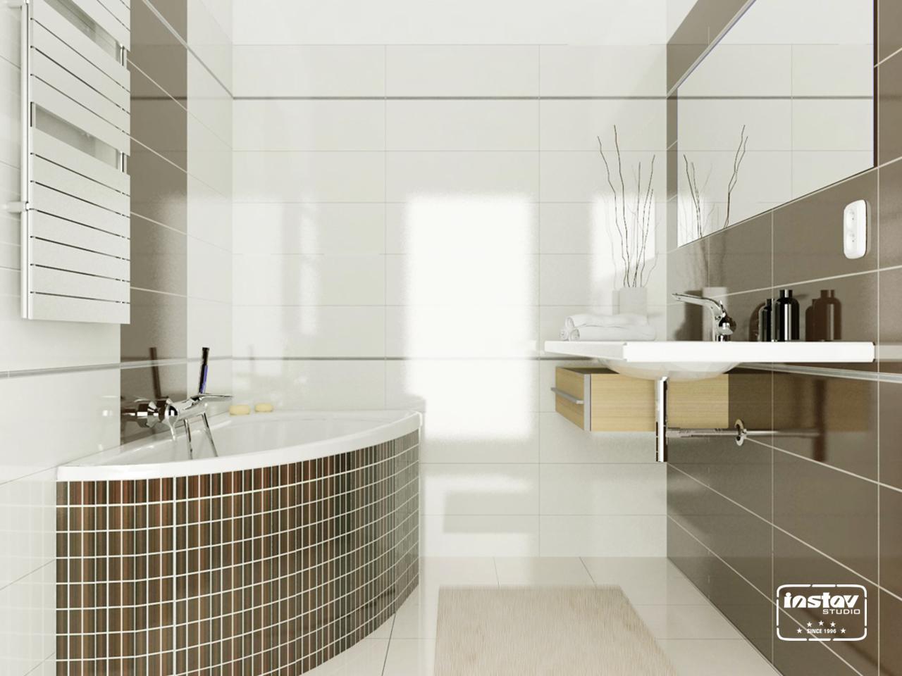 Vizualizácie kúpeľní - Vizualizácia kúpeľne - Vogue