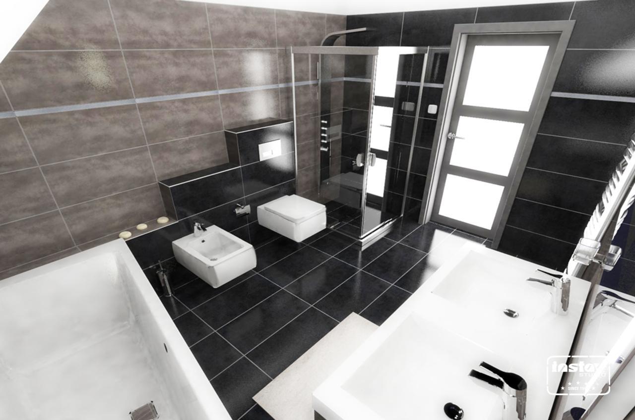 Vizualizácie kúpeľní - VVizualizácia kúpeľne - Vertigo
