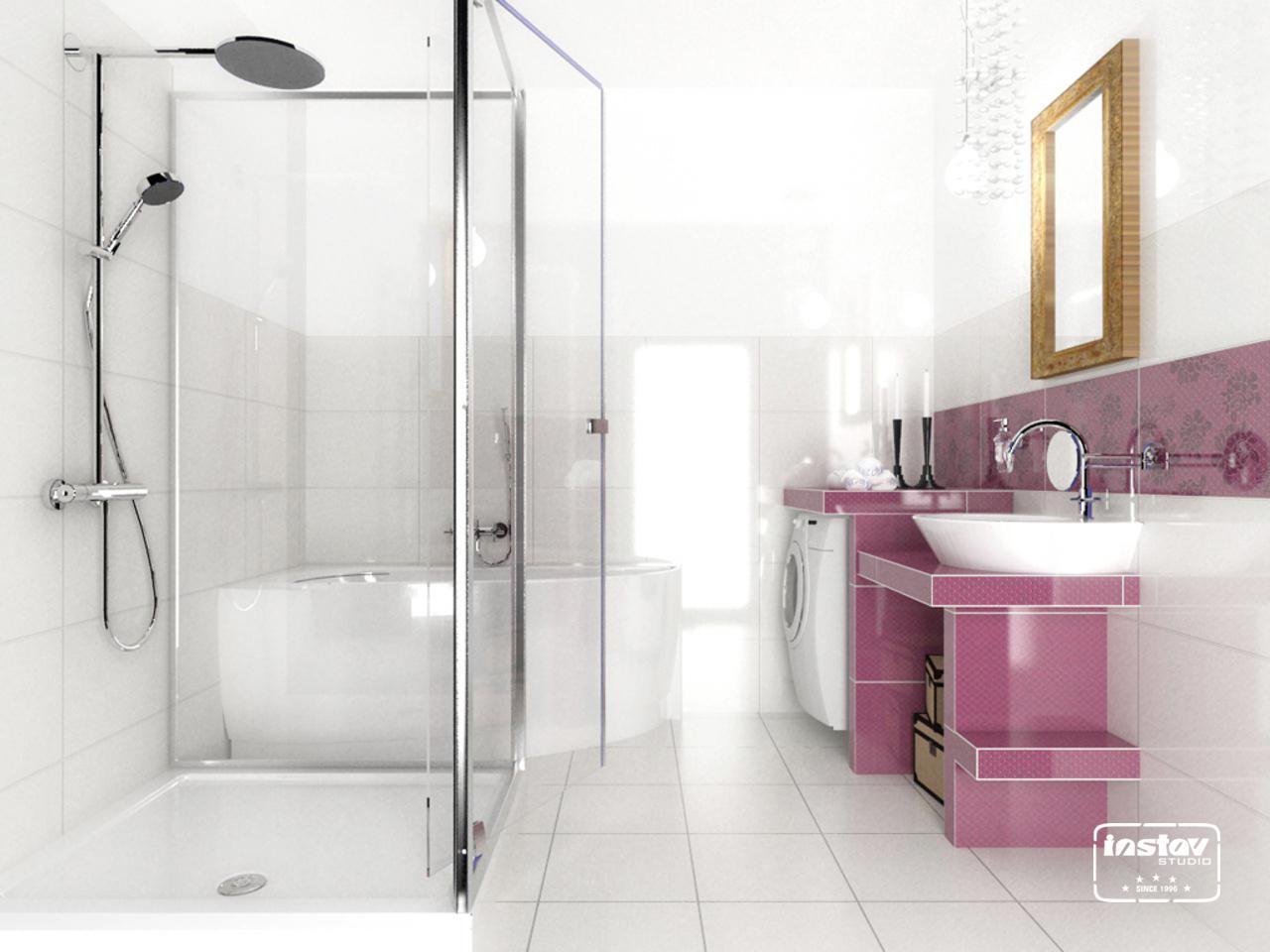 Vizualizácie kúpeľní - Vizualizácia kúpeľne - Baricello