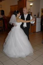 Prvý spoločný manželský tanec