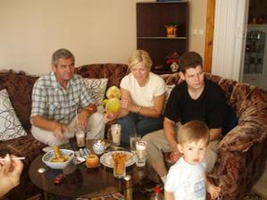 seznámení rodin