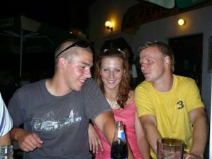 Tomáš, Verča a Dan