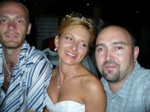 Martin, nevěsta a Jirka