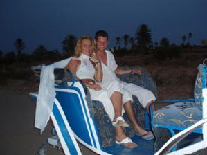 Svatební cesta na Djerbu