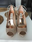 Svatební boty - Badgley Mischka, 37