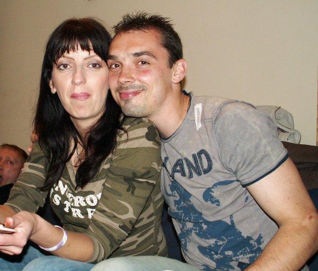 Anna a Stanislav - :)