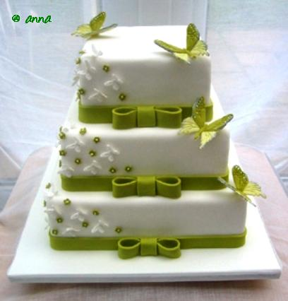 Toto uz je nase :) - nasa objednana torta