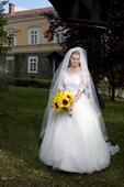 Svatební šaty, vel. 34 - 38, 36