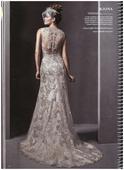 Luxusní svatební šaty značky Maggie Sottero, 38