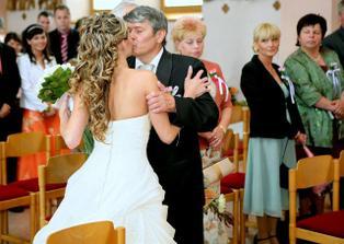pusa pred vstupom do manželstva :)