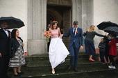 Svatební sukně se spodničkou, 40