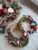 Svatební věnce / přírodní dekorace dle přáni,