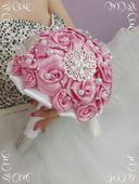 Svatební květina pro nevěstu,