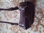 Kožená kabelka, S