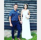 antické svatební šaty, 34