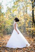 Svadobné šaty od návrhárky Ema Klein, 36