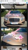 Svadobná výzdoba auta Joyama,