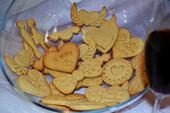 Originálna formička na svadobné sušienky,